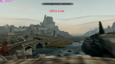ULG Tool (Ultra Low Graphics) at Skyrim Nexus - mods and