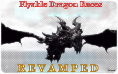 Flyable Dragon Races REVAMPED