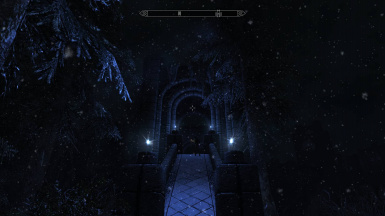 CLARALUX - Entrance to College of Winterhold Bridge