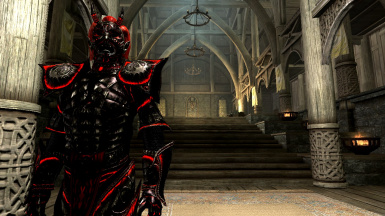 Daedric Lord Armor by Natterforme