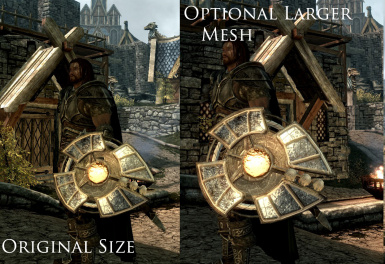 Larger Shield Compare