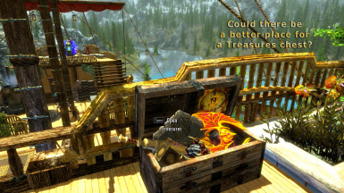 Treasures Activator Chest