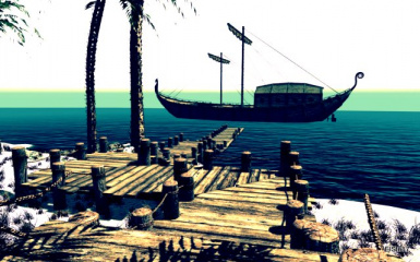 Elsweyr Island Home and New Sea Creatures _WIP _