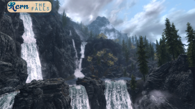 RCRN AE -- HDR Lighting and Weather Enhancement at Skyrim