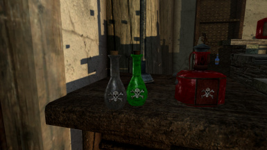 v2 new alchemy-created default poison vs old