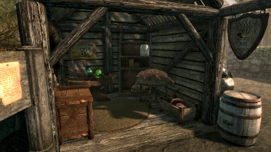 Bearclaw Lodge Alchemist