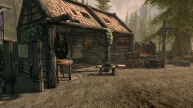 Bearclaw Lodge Blacksmith