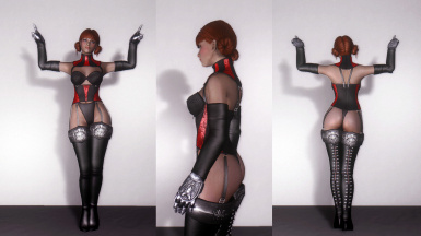 Corset for DG Users