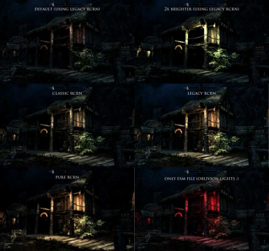 New Lanterns Of Skyrim - All In One presets