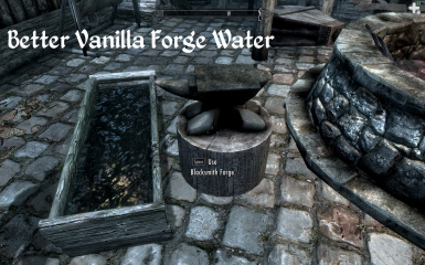 Forge Water After