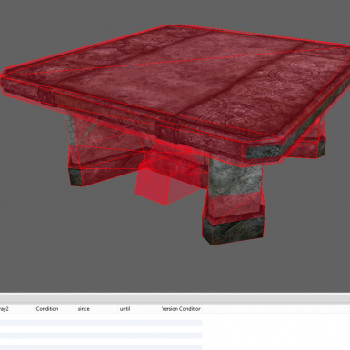 Bad Table Collisions Fixed