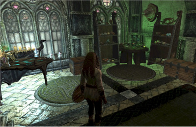 Enchanter and Alchemy Room 01