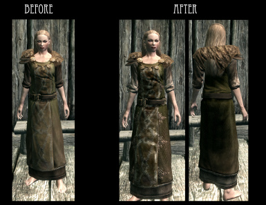 Yarl Clothes Female Variant