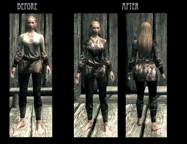 Miners Clothes Female