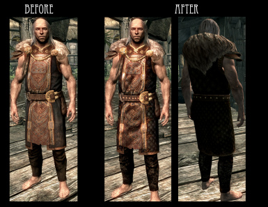 Yarl Clothes Male