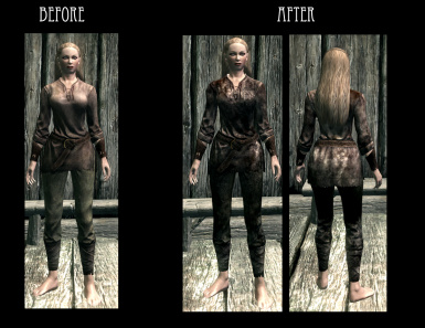 Miners Clothes Female Variant