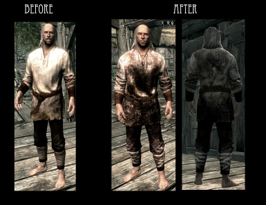 Miners Clothes Male