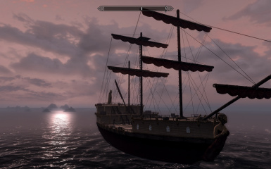 New ship and crew - The Isabela