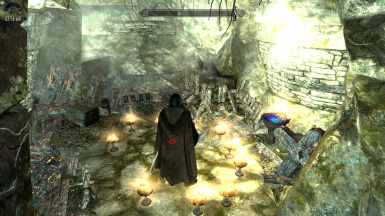 Champion of Sithis - Armor at Skyrim Nexus - mods and community