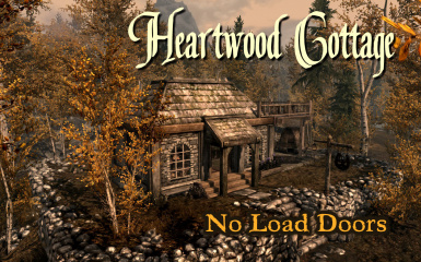 Heartwood Cottage - No Load Doors