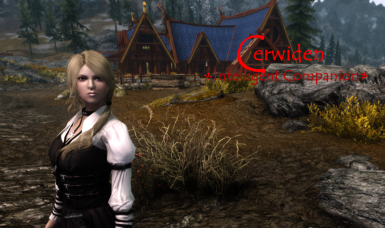 Cerwiden -SMART Healer- AI Configurable Companion