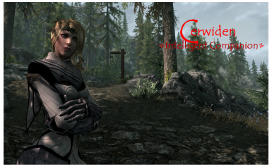 Cerwiden Appearance Patch Mod now available- ALT Look