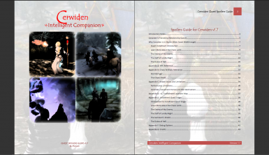 Cerwiden v1-7 Quest Detailed Walkthrough Guide