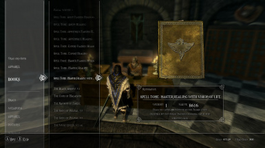 DAILY POST: How to Do the Restoration Ritual Spell in Skyrim