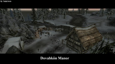 Dovahkiin Manor Stormcloak