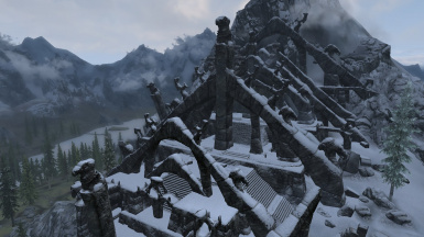 Bleak Falls Barrow - After