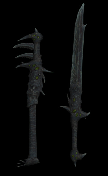 Falmer Weapons