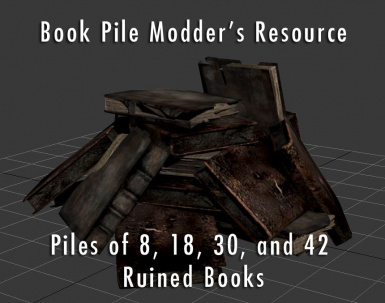 Book Pile Resource