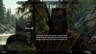 Dremora Are Now Playable