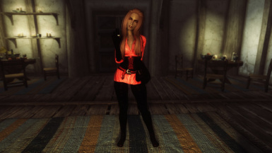 Rogue Outfit Retexture
