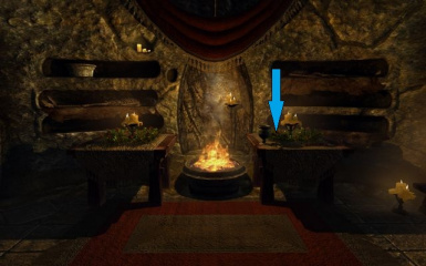 Whiterun Hall of the Dead Catacombs