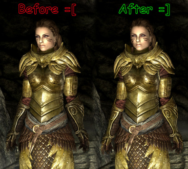 Matching Armor Parts HD