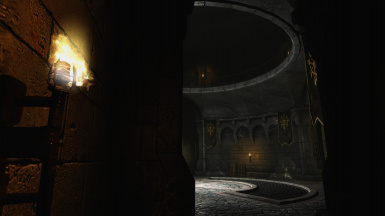 Light Up Dawnguard