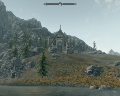 Whiterun Thanes Castle