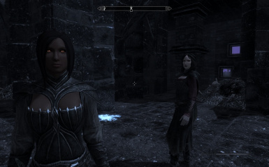 Normal Dawnguard Vampire Faces at Skyrim Nexus - mods and