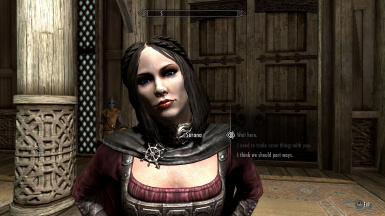 YEF - Cured Serana - Yellowish Eyes Fix at Skyrim Nexus ...