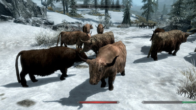 combi of vanilla and 3 the cow variants
