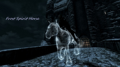several Horses summon mod at Skyrim Nexus - mods and community