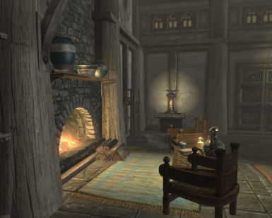 living in a small room stormreach mansion at skyrim nexus mods and community 22499