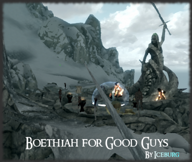 Boethiah for Good Guys