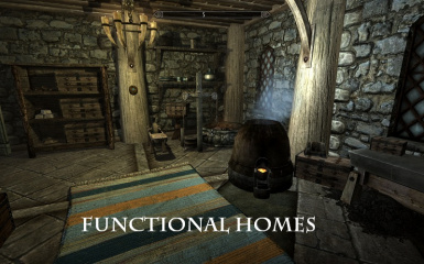 House Crafting Suppiles Skyrim