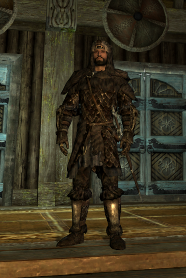 Scaled Armor At Skyrim Nexus Mods And Community