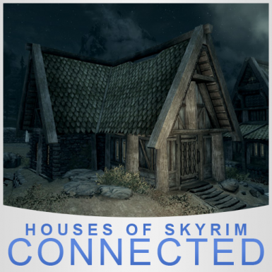 Houses of Skyrim Connected