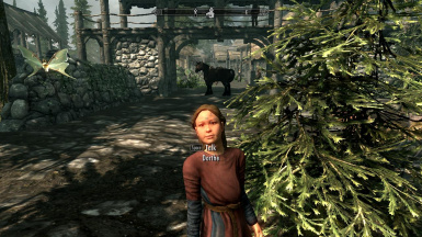 Make any child your follower at Skyrim Nexus - mods and community