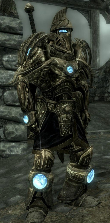 Aetherium Armor in the Compilation Mod