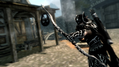 Black Ivory Armor And Weapons
